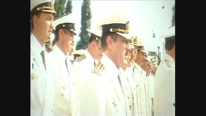 Фрагмент из фильма 72 метра Присягу принимают один раз