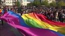 Kosovo Holds 2nd Pride Parade