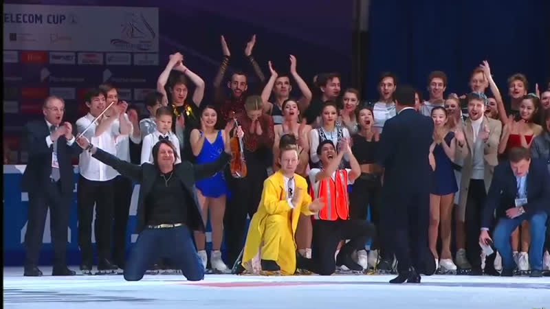 Gala Exhibition – Rostelecom Cup 2018