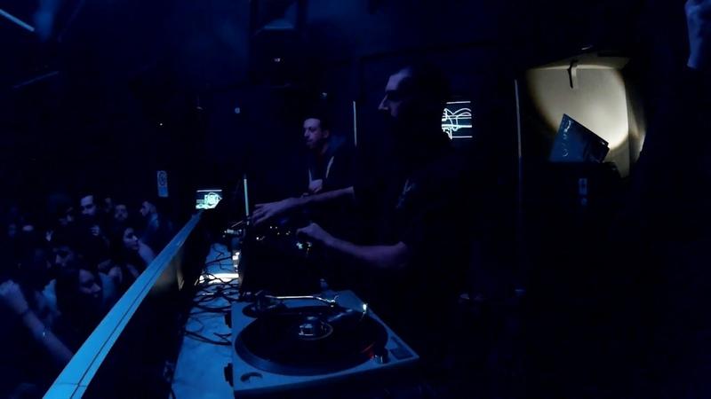 14.01.17 Fabio Monesi (Wilson rec Hardmoon)_Kepler Club (Bari)