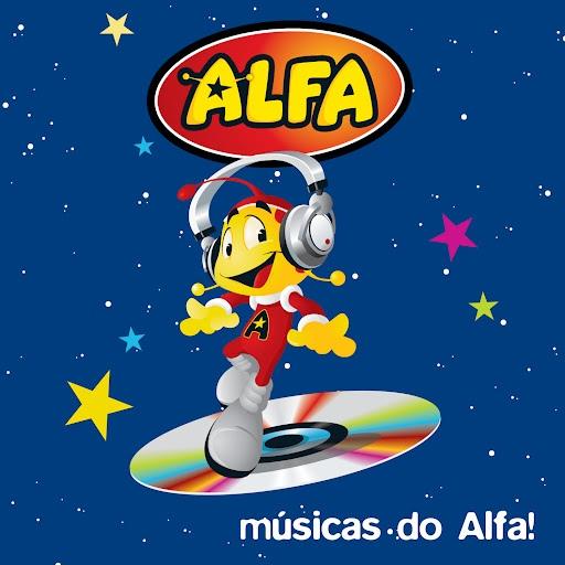 Альфа альбом As Músicas do Alfa!