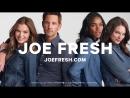 Josephine Skriver for Joe Fresh Fall 2018