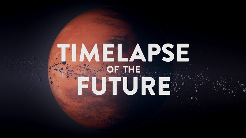 TIMELAPSE OF THE FUTURE A Journey to the End of Time (4K)