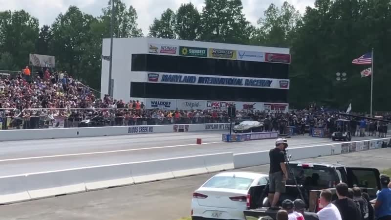 STREET OUTLAWS NO PREP KINGS AT MIR