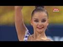 Арина Аверина обруч EF Чемпионат Мира 2018 Болгария София