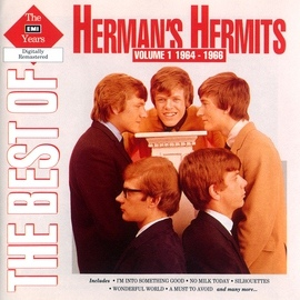 Herman's Hermits альбом The Best Of The EMI Years,Vol One 64-66