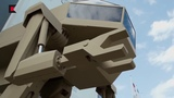 Kalashnikov - Giant Piloted Robot Unveiled @ Army 2018 720p