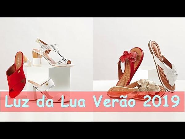 Coleção Luz da Lua Verão 2019 - Sapatos e Bolsas