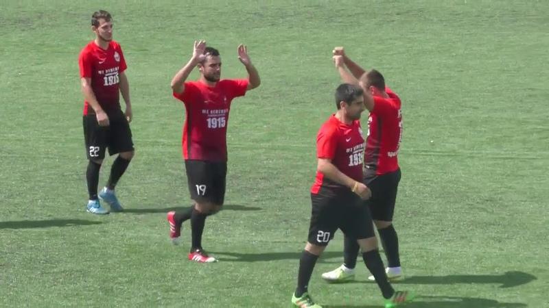 Urartu 1:0 FC Kharkiv
