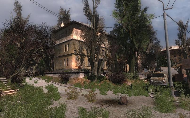 Call of Chernobyl: TeamLite