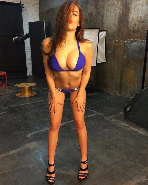 Sex exercising video