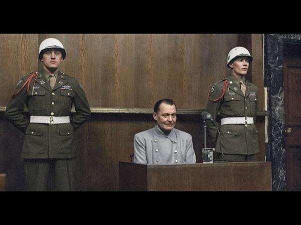 National Geographic Нюрнбергский процесс Суд над Германом Герингом Часть 1