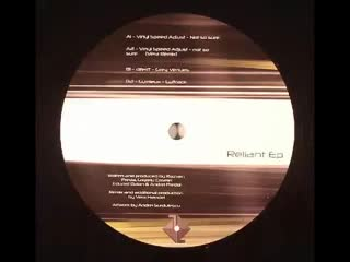 [5][122.00 E]     vinyl speed adjust  ★  not so sure  ★  vera remix