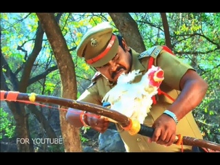 Top 10 Funny South Indian Action Scenes