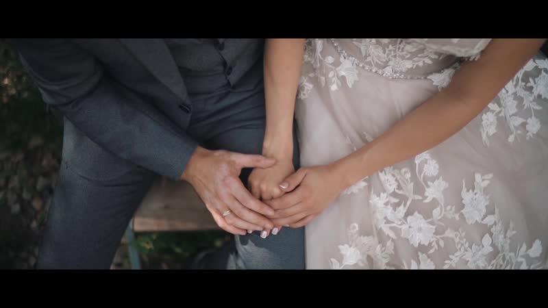 Свадебный клип Василий и Мария