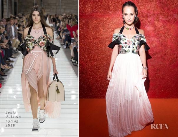 Знаменитости в Louis Vuitton