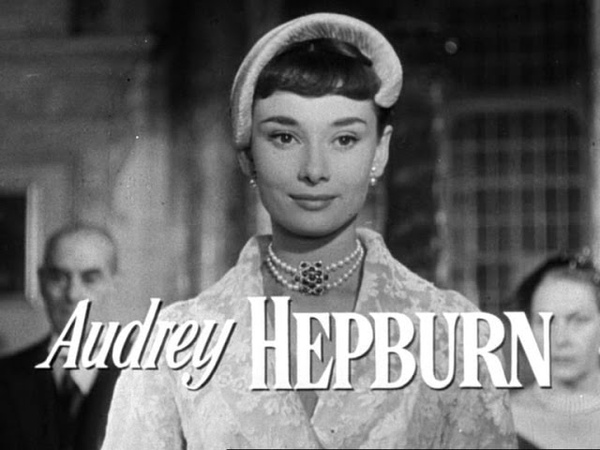 Roman Holiday Trailer, 1953 - Official