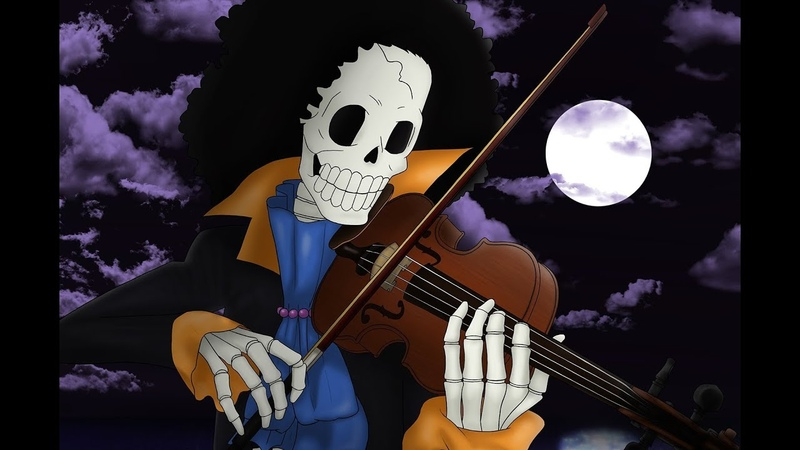 One Piece / Brook's song