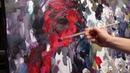 Painting Flowers 60x40 by Vadim Dolgov