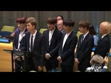 FULL BTS Speech at United Nation General Assembly Headquarter Generation Unlimited Launching Event