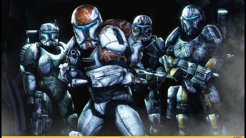 2 Геонозис Война клонов Star Wars Republic Commando