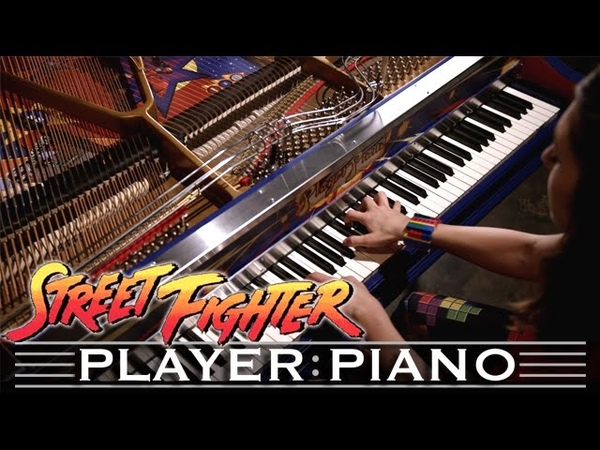 Street Fighter (Guile's Theme) - Sonya Belousova (dir: Tom Grey)