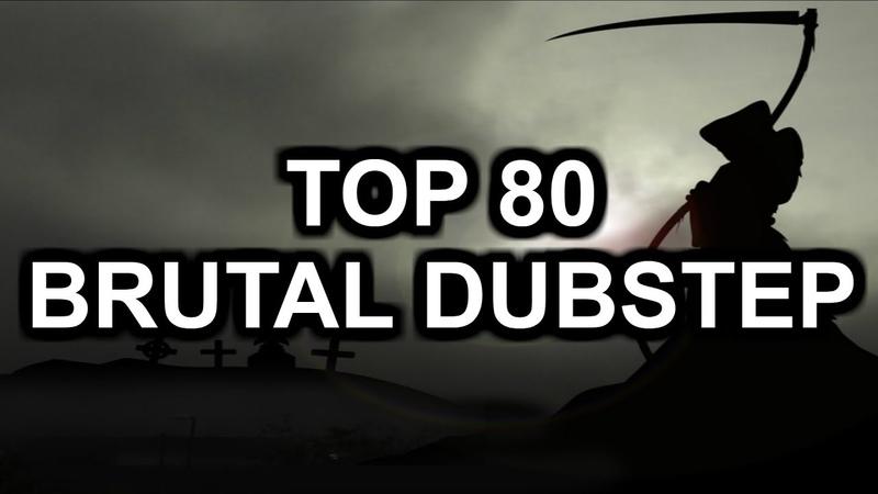 Top 80 best BRUTAL Dubstep Drops (Deathstep)