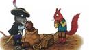 Лучшая озвучка Грызун с большой дороги По книге Джулии Дональдсон