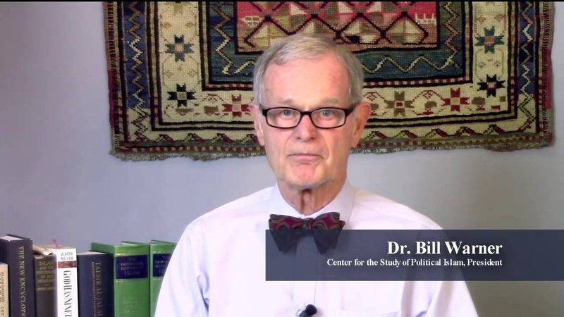 Bill Warner, PhD: No Sympathy for Kafirs