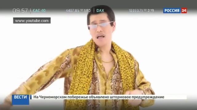 Новости на Россия 24 • Фрукты и канцтовары превратились в хит