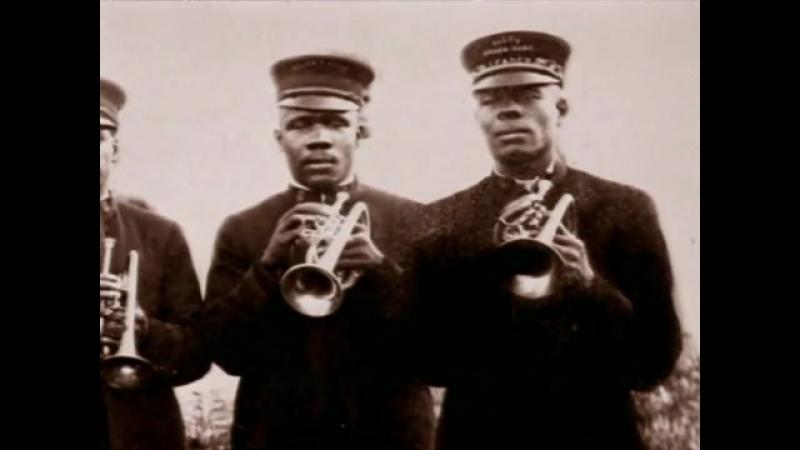 Джаз Фильм 1. Приворотное зелье (Зарождение джаза - 1917)