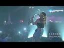 YARDEN SAXOPHONE opening for DJ AFROJACK