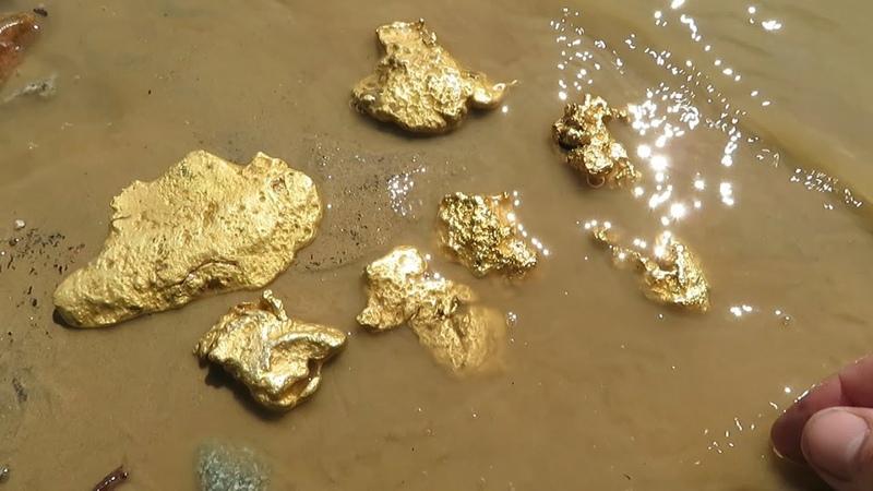 Я в шоке! Думаю 5 кг золота, не меньше?!