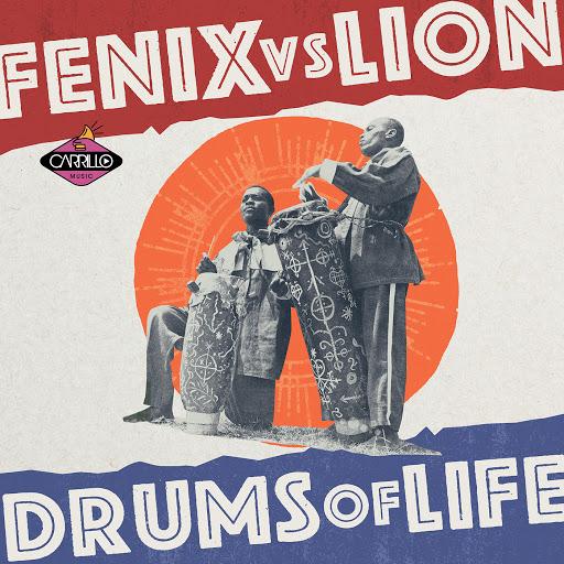 FeniX альбом Drums of Life