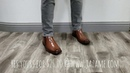NEW MEN'S 38307 ANKLE HIGH DOUBLE ZIPPERED CLASSIC BOOTS