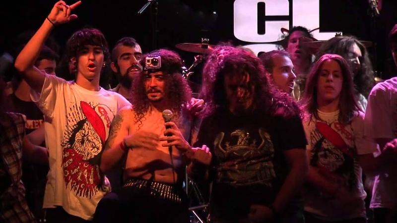 Ultra Thrash - Crisix Live @ Sala Clap (Mataró)