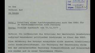 Unser deutscher Diktator in Paraguay смотреть онлайн без регистрации