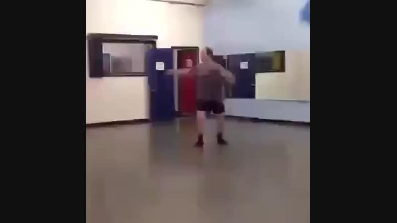Танцуй так как будто на тебя никто не смотрит