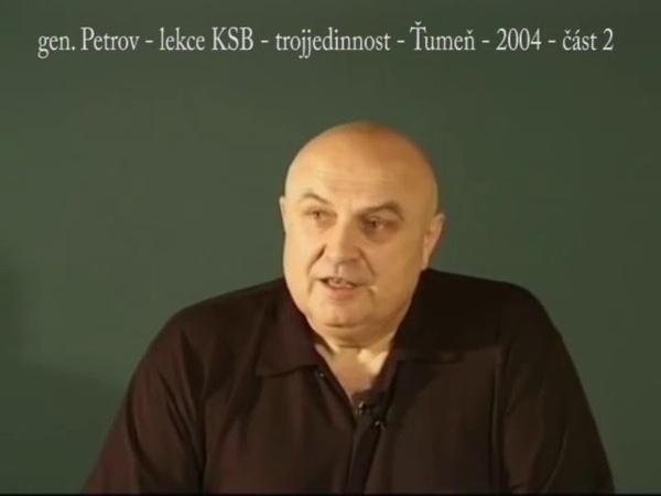 Petrov - lekce KSB - trojjedinnost část 2 (CZ titulky)