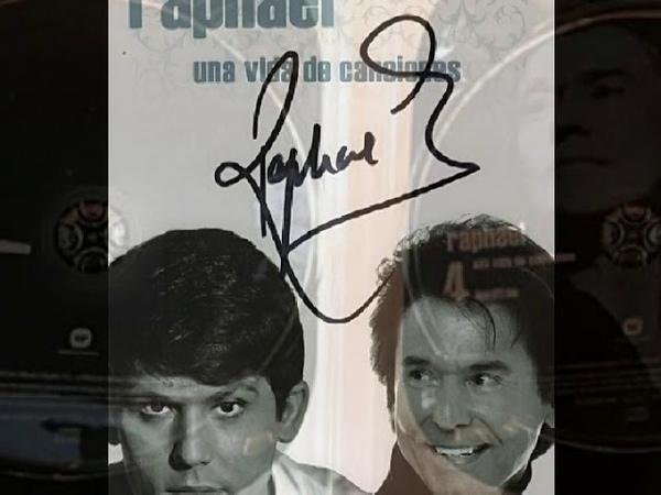 Raphael Mi gran noche Tenez vous bien Versión en directo Talk of the Town London 1969