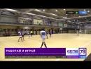 Команда телеканала 78 дебютировала в городском футбольном турнире