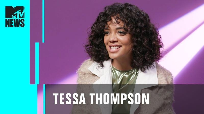 Tessa Thompson on 'Creed II', 'Men in Black' Spin-Off   MTV News