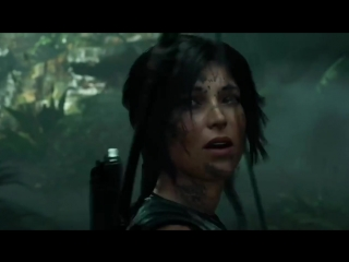 Shadow of the Tomb Raider - Трейлер