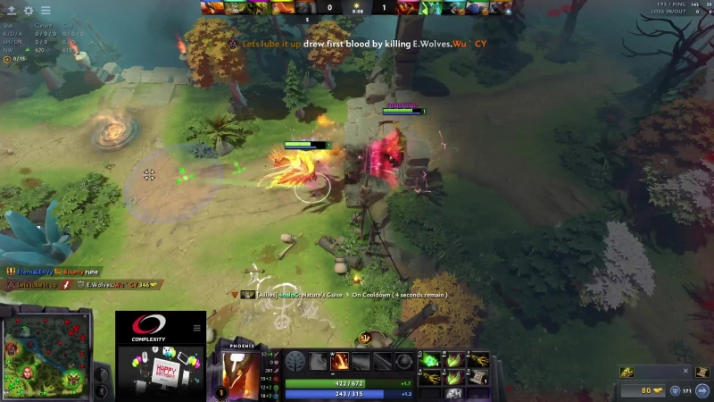 2GEORGE YANG PWNED BY EE SAMA!
