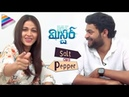 Varun Tej and Lavanya Tripathi Open Up about their Relationship | Mister Movie | Salt and Pepper