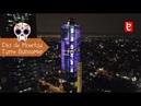 Mexico I Día de Muertos en la Torre BBVA Bancomer