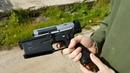 Test režimů střelby CNC mechaboxu V2 2 HK 417 nové generace VFC UMAREX