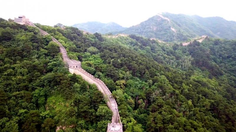 Великая Китайская Стена/The Great Wall Of China