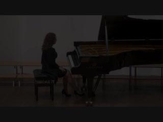Tatiana Jacques - Chopin Etude op.25 №12