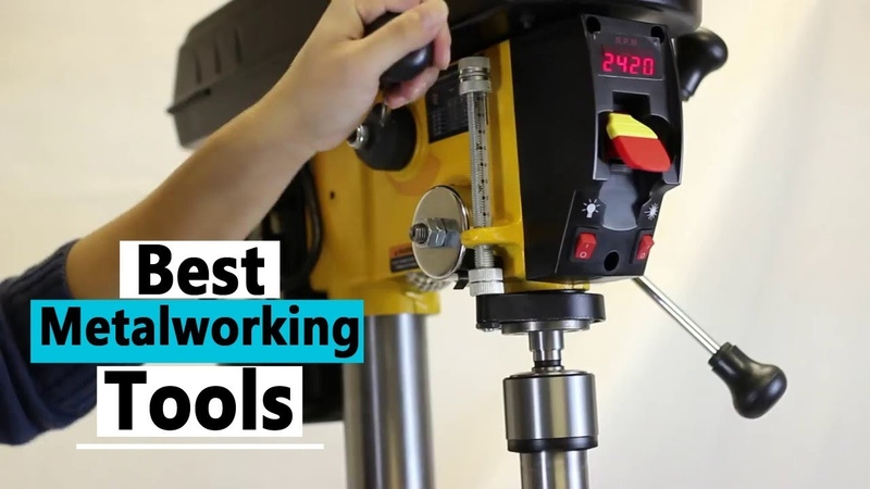 Top 10 Best DIY Metalworking Tools You Should Have